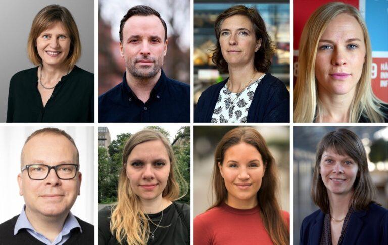 Ny styrelse på ETI Sverige