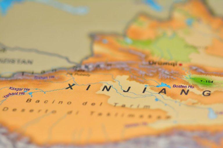 Ökat internationellt tryck på Kina angående Xinjiang