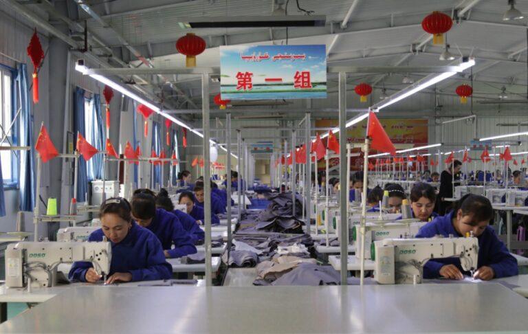 Hur hanterar vi risken för tvångsarbete i Kina?